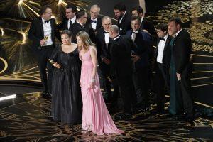 Oscar 2016 Spotlight