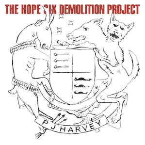 PJ Harvey_The Hope Six Demolition Project_Cover