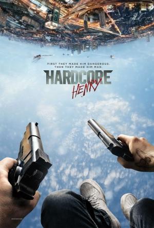 Poster Hardcore Henry