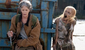 The Walking Dead-Carol