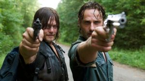 The Walking Dead_Rick and Daryl