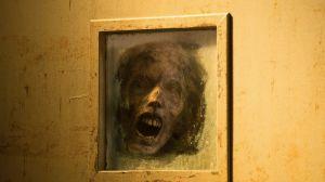 The Walking Dead_Zombie window