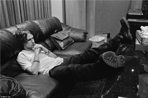 Jeff Buckley recording
