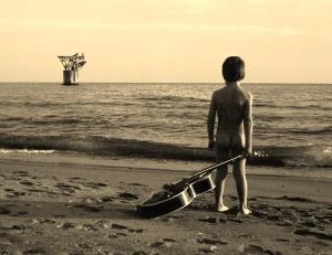 El-niño-y-la-guitarra