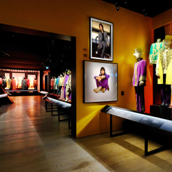 Exhibitionismo sala vestuario