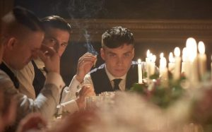Peaky Blinders_Tommy Shelby