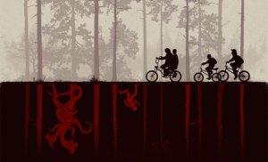 Stranger Things_Alternative poster