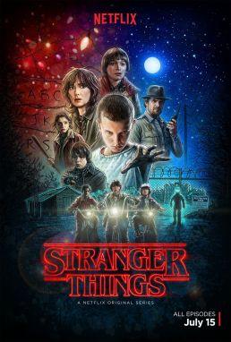 Stranger Things_Drew Strazan Poster