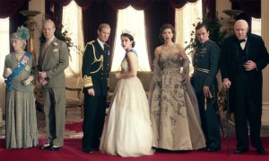 The crown all the cast