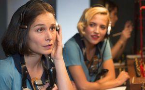 Las chicas del cable Ana Fernández Nadia de Santiago