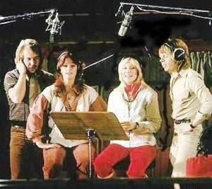 Abba recording