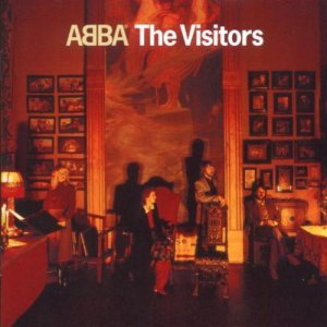 Abba-The Visitors cover