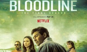 Bloodline season 3 logo