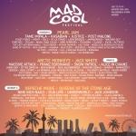 Mad Cool 2018Cartel