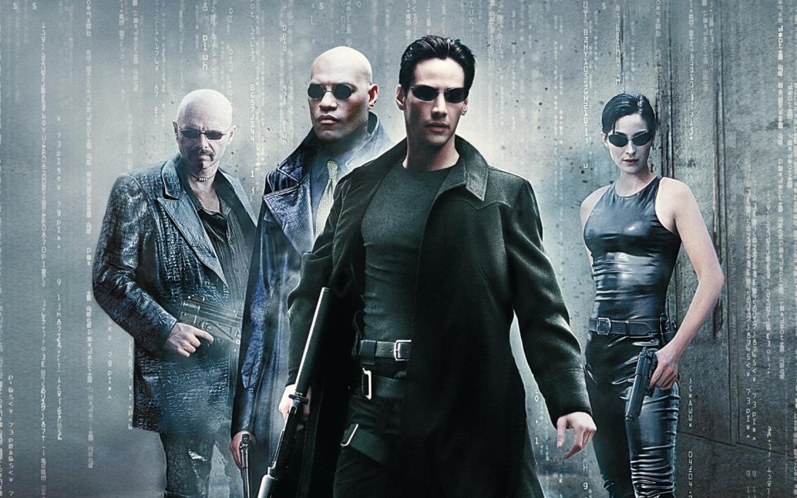 matrix portada